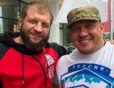 Постоянная ссылка на Михаил Кокляев ответил на вопросы о бое с Александром Емельяненко