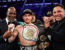 Постоянная ссылка на Оскар Де Ла Хойя назвал трех лучших боксеров мира