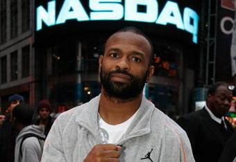 Roy Jones Jr. Rings NASDAQ Closing Bell