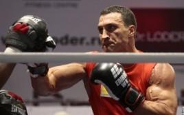 «Кличко-Поветкин» открытая тренировка
