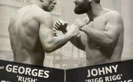 UFC 167: результаты (+ ВИДЕО)