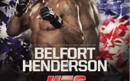 Взвешивание: UFC FIGHT NIGHT 32