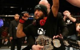 UFC on FOX 9: результаты (видео + фото)