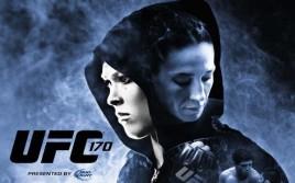 UFC 170: постер