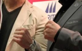 Роберт Штиглиц и Артур Абрахам «сделали вес»