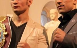Роберт Штиглиц и Артур Абрахам встретились на финальной пресс-конференции