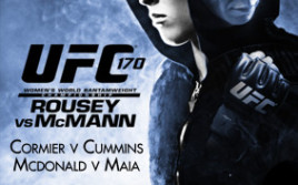 UFC 170, прямая трансляция: Даниэль Кормье — Патрик Камминс, Ронда Роузи — Сара Макманн