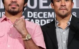 Тренер Брэдли: Пакьяо может отомстить Маркесу в пятом бою