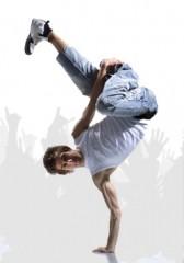 Брейк данс в качестве упражнения для ног