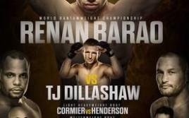 Прямая трансляция UFC 173: Ренан Барао — Ти Джей Диллашоу, Даниэль Кормье — Дэн Хендерсон