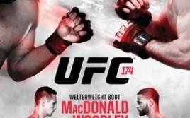 Результаты UFC 174: Багаутинов — Джонсон, Вудли — Макдональд, Орловский — Шауб