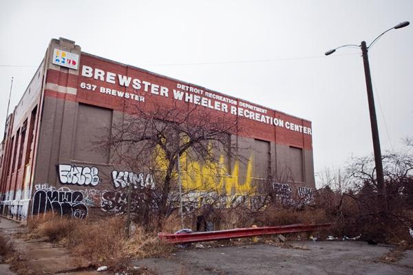 01-Brewster Wheeler Recreation Center
