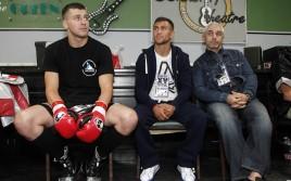 (КАДР ДНЯ) Александр Гвоздик, Василий Ломаченко и Анатолий Ломаченко