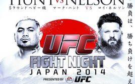 (Превью) UFC Fight Night 52: Марк Хант — Рой Нельсон