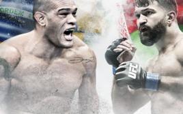 (ПРЕВЬЮ) UFC Fight Night 51: Андрей Орловский vs. Антонио Сильва. Питбуль против БигФута, дубль два!