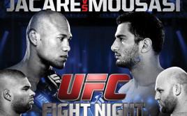 (ПРЕВЬЮ) UFC FIGHT NIGHT 50: Гегард Мусаси — Роналдо Соуза
