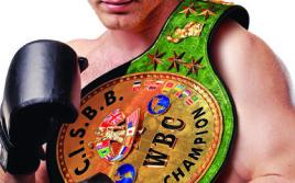 Дмитрий Кудряшов выйдет на ринг большого шоу Rostov Don Boxing 18 октября