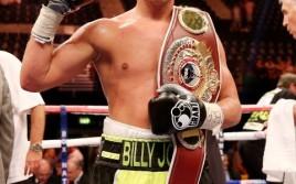 Билли Джо Сондерс: Если проиграю Крису Юбенку — младшему, уйду из спорта