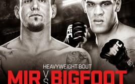Антонио Сильва — Фрэнк Мир. «Битва за UFC».