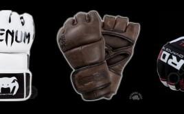 Как выбрать ММА перчатки