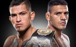 Прямая трансляция турнира UFC 185: Энтони Петтис — Рафаэль Дос Аньос
