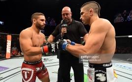 Зарплаты участников турнира UFC FIGHT NIGHT 63: Мендес — Ламас