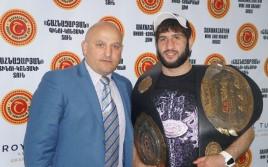 Чемпион PRO FC Давид Хачатрян в случае победы будет подписан в UFC