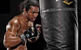 Бенсон Хендерсон вызвался заменить Куинтона Джексона на UFC 186