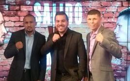 Реванш между Орландо Салидо и Романом Мартинесом намечен на сентябрь