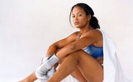 Лейла Али: Для звания лучшего в истории недостаточно быть непобежденным