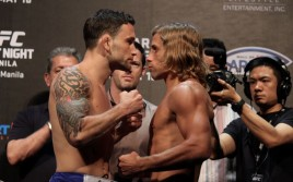 Результаты турнира UFC Fight Night Edgar vs. Faber