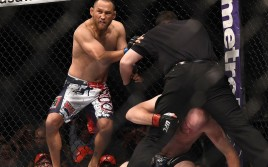 Факты, статистика и рекорды после UFC Fight Night 68: «Хэндерсон vs. Боетч»