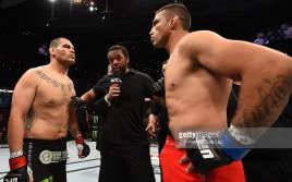 Результаты турнира UFC 188: Фабрисио Вердум — Кейн Веласкес