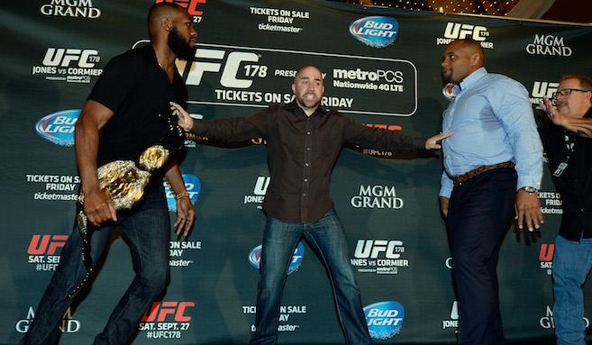 UFC: Даниэль Кормье - Джон Джонс