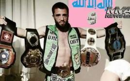 Известный боец Вальдет Гаши стал боевиком ИГИЛ