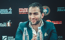 Камил Гаджиев: «В июле собираемся провести большой турнир в Сочи»