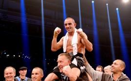 Сэм Солиман: Я буду продолжать драться и стану чемпионом!