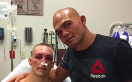 Травмы и медицинские отстранения после UFC 189: «МакГрегор vs. Мендес»