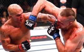 ТОП-10: Самые кровавые бои в истории UFC