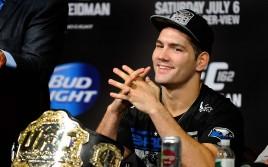 Крис Вайдман встретится с Люком Рокхолдом на UFC 194