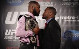 Рашад Эванс: Джон Джонс — один из величайших бойцов UFC
