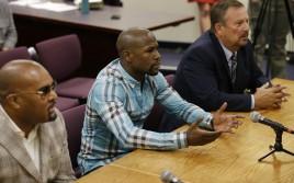 Леонард Эллерби: UFC пиарит Ронду Роузи за счет имени Флойда Мейвезера