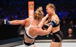 Зарплаты участников турнира UFC 193: Ронда Роузи — Холли Холм