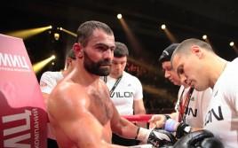 Рахим Чахкиев потерпел поражение от рук Олы Афолаби