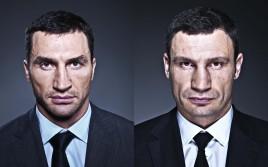 Владимир Кличко проводит спарринги с Виталием Кличко