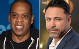 Оскар Де Ла Хойя и Jay Z поспорили, кто победит в бою Котто-Альварес