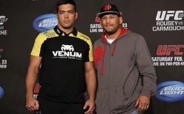 UFC on Fox 19: Лиото Мачида — Дэн Хендерсон 2