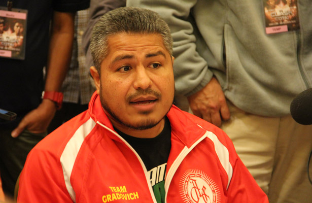 Роберт Гарсия