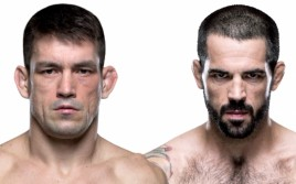 Мэтт Браун и Демиан Майя встретятся на UFC Fignt night 87