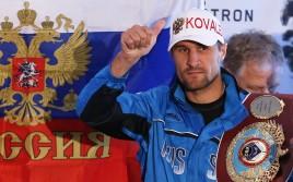 Сергей Ковалев хочет нокаутировать Юргена Бремера и Анджея Фонфару